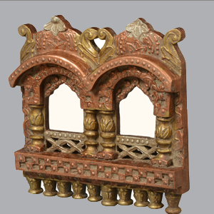 Handicraft Photo Frame Jharokha Photo Frame Rajasthani