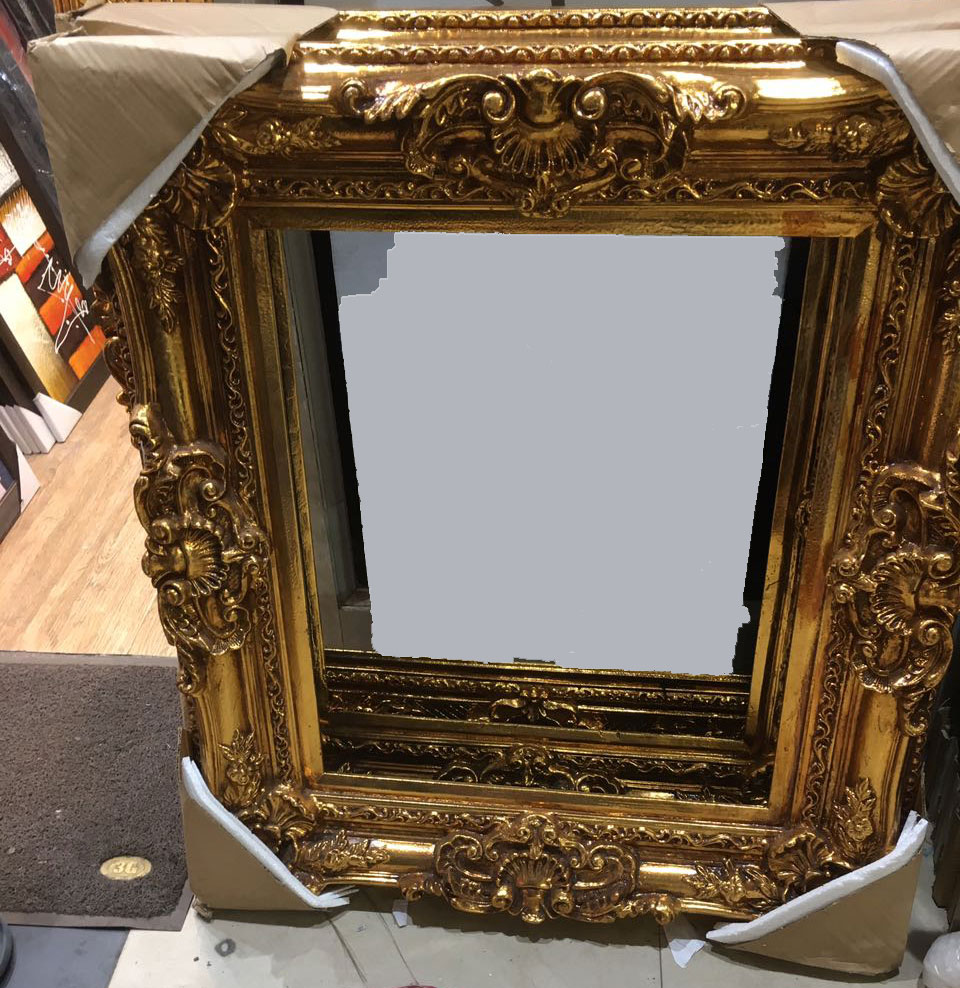 antique picture frames, antique wood picture frames Delhi, India