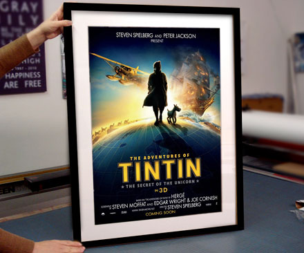 quality movie poster frames this ensures that your precious collection is preserved for posteritys sake who knows maybe you are keeping great pieces - Movie Poster Frame